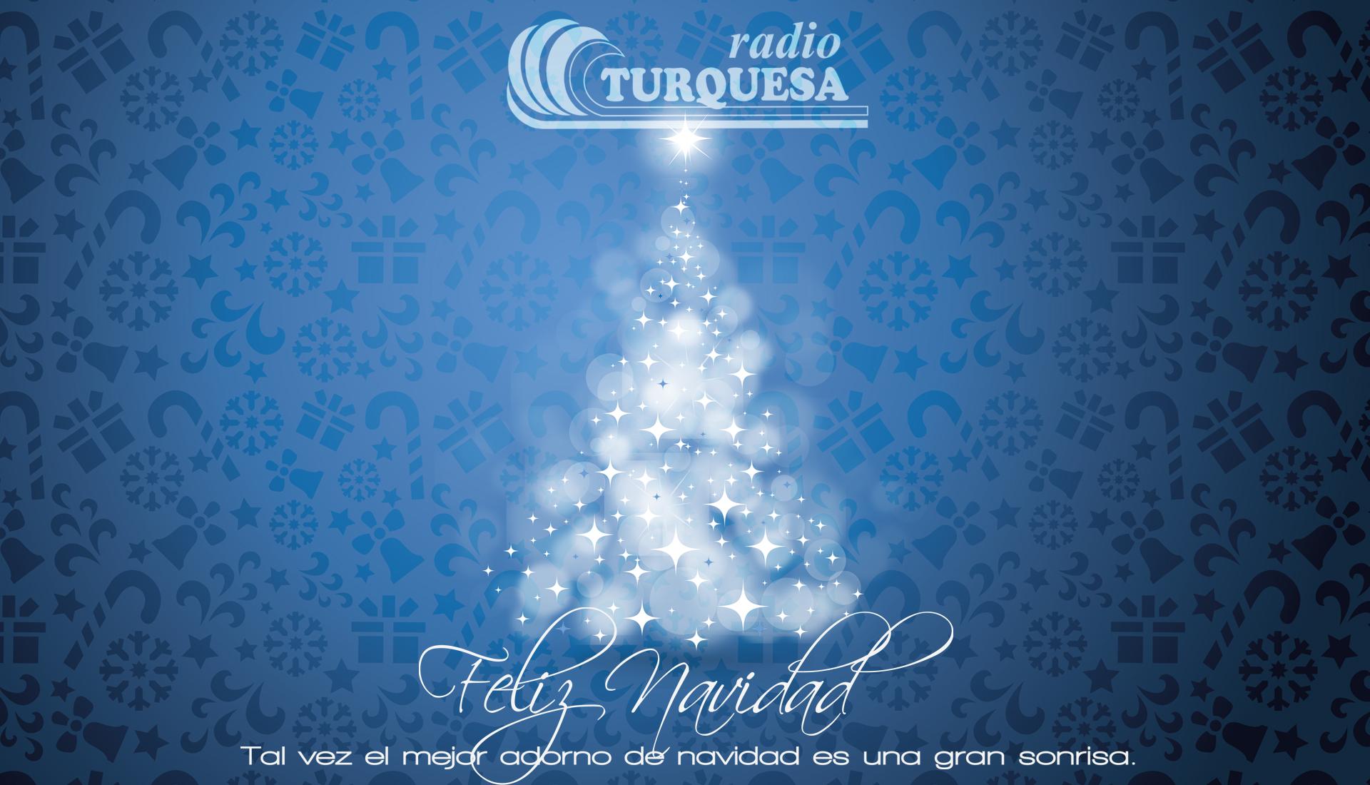 Fondo Navidad Radio Turquesa