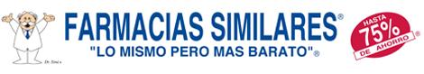 Farmacias Similares - Patrocinador Oficial del Magno Concierto 24