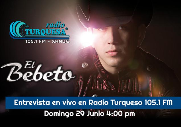El Bebeto concierto en Cancun