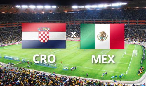 Croacia Mexico Brasil 2014