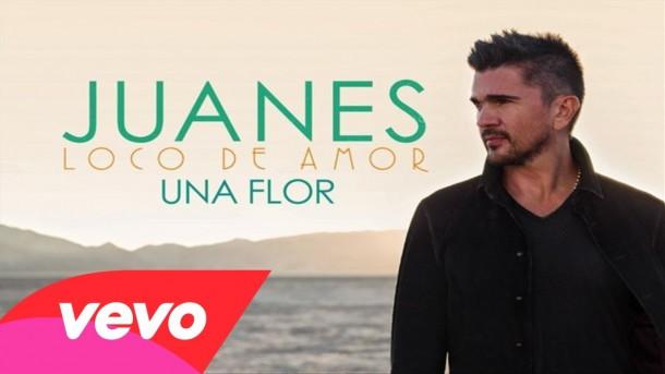 Escuchar Una Flor Juanes Loco de Amor