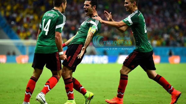 Rafa Marquez - goles brasil 2014