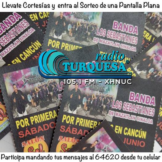 Los Sebastianes en Cancun