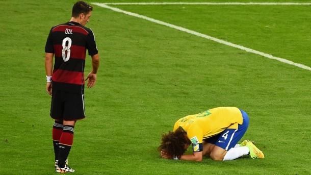 Alemania 7 - 1 Brasil - Fotos de los goles