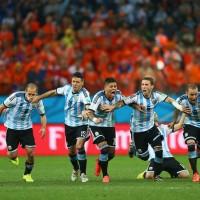 Argentina Supera a Holanda en finales!