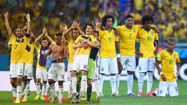 Brasil vs Colombia escuchar en radio