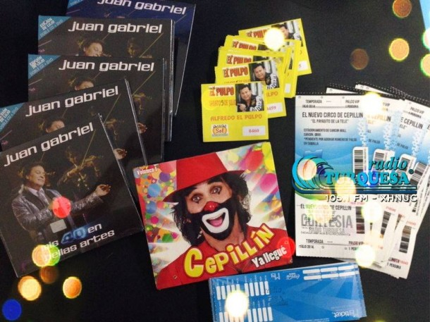 Promociones Radio Turquesa Cancun