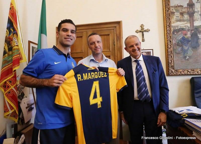 Rafa Marquez - Verona FC - Italia