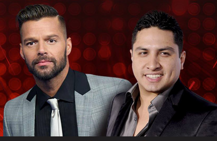 Julion Alvarez Cover Ricky Martin