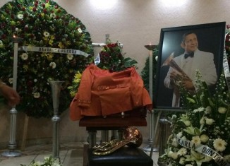 Funeral Aldo Sarabia Banda el Recodo