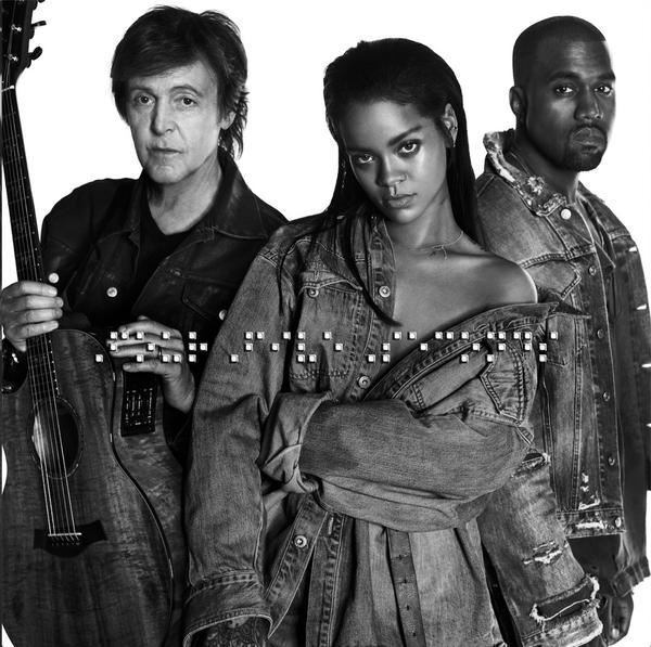 Escuchar Four Five Seconds de Rihanna