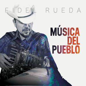 Nuevo disco de Fidel Rueda Escuchar