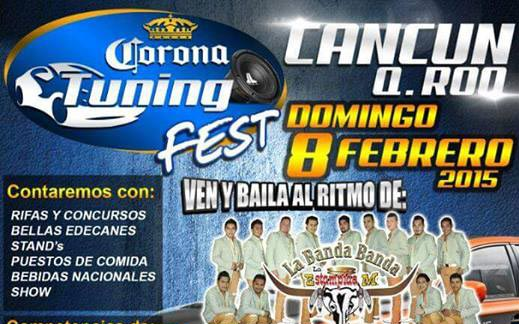 Corona Tuning Fest Cancun 2015