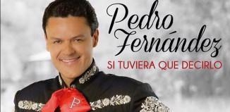 Si tuviera que decirlo Pedro Fernandez