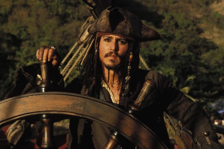 Piratas del Caribe 5 - Primeras escenas