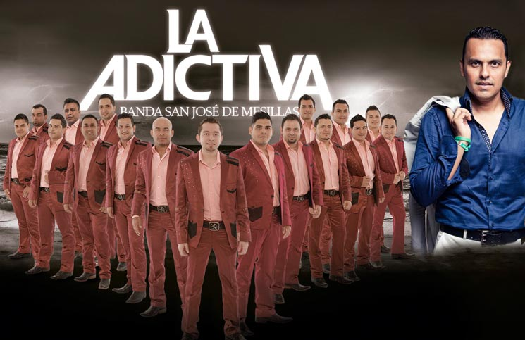 Carlos Sarabia - La Adictiva 2015