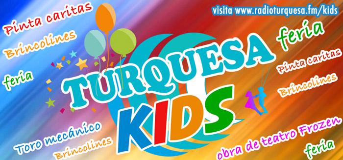 Turquesa Kids 2015