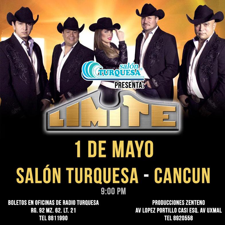 Limite en Cancun - 1 Mayo 2015