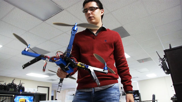 Jordi Muñoz - Drones
