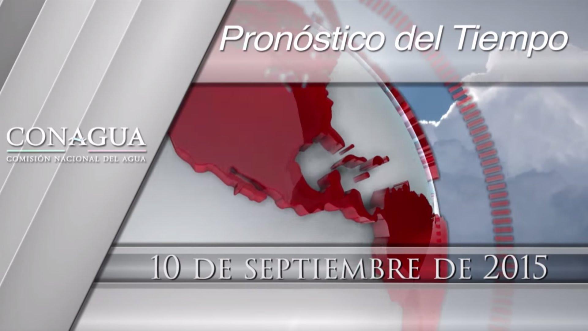 Pron stico del tiempo m xico 10 de septiembre radio for Pronostico del tiempo accuweather