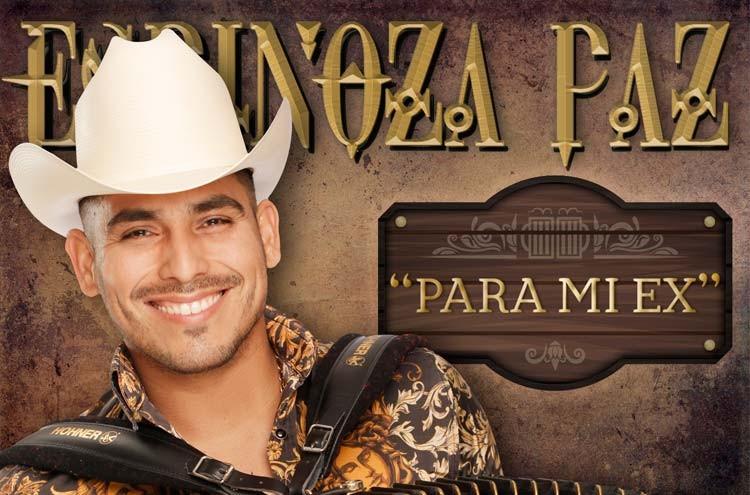 Nuevo disco de Espinoza Paz 2016