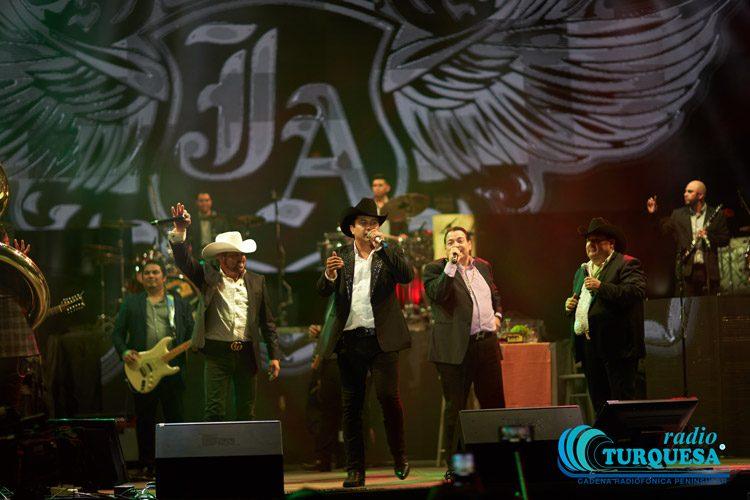 Presentación del Nuevo disco de Julion Alvarez