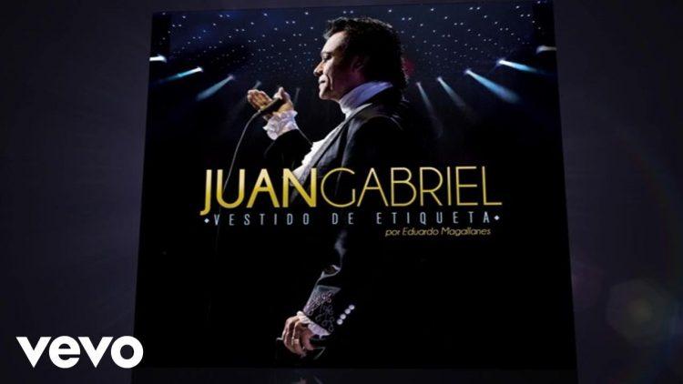 Juan Gabriel Vestido de Etiqueta