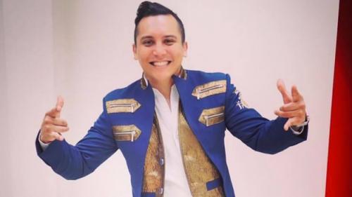 Edwin Luna prefiere cantar salsa - Radio Turquesa