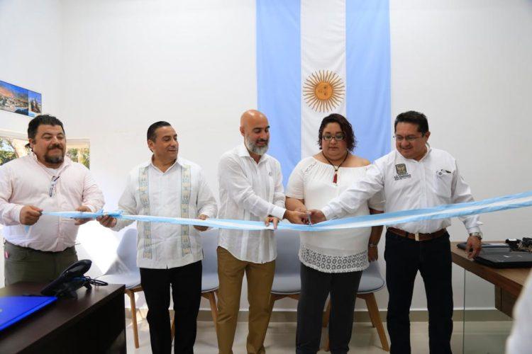 Consulado de Argentina en Playa del Carmen