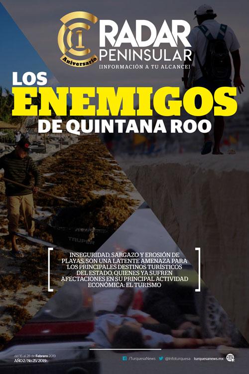 Revista Radar Peninsular Edición 25